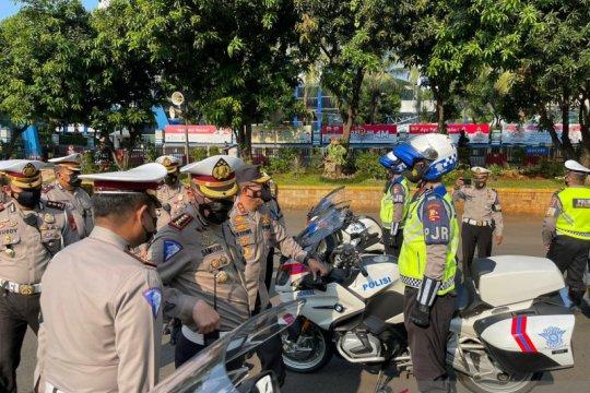 300 personel Kepolisian amankan KTT ASEAN