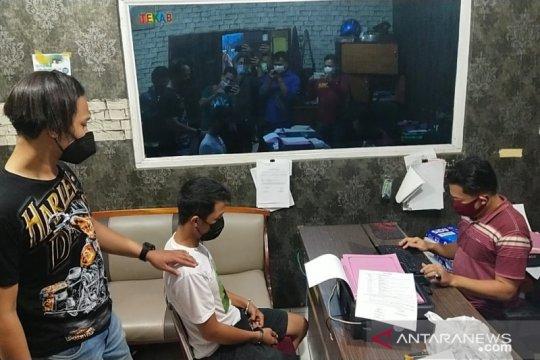 Polresta Jambi tangkap polisi gadungan pelaku pemerasan
