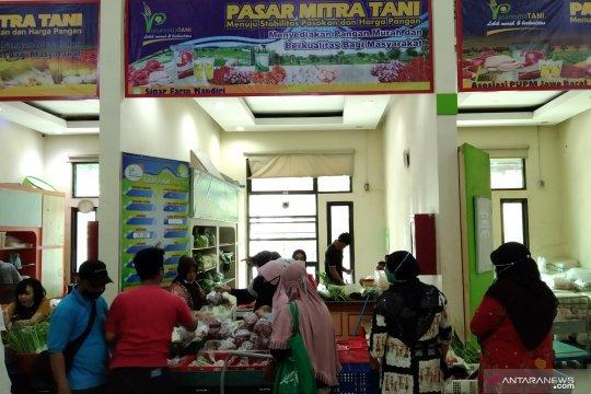Kementan bakal gratiskan ongkir Rp35 ribu belanja di PMT Pasar Minggu