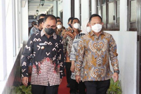 Mendagri Tito Karnavian apresiasi kinerja Wali Kota Makassar