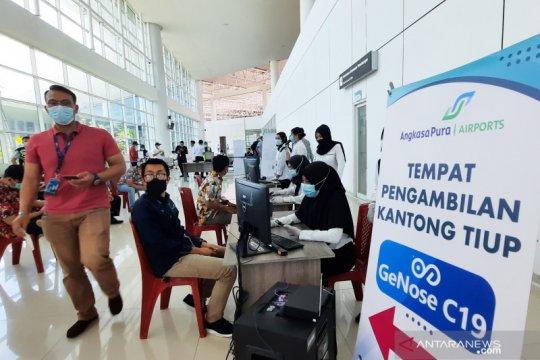 Bandara Syamsudin Noor batasi operasional selama larangan mudik