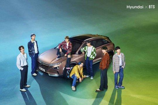 Hyundai gandeng BTS rilis video Hari Bumi