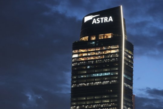 Astra International bakal bagi dividen sebesar Rp4,6 triliun