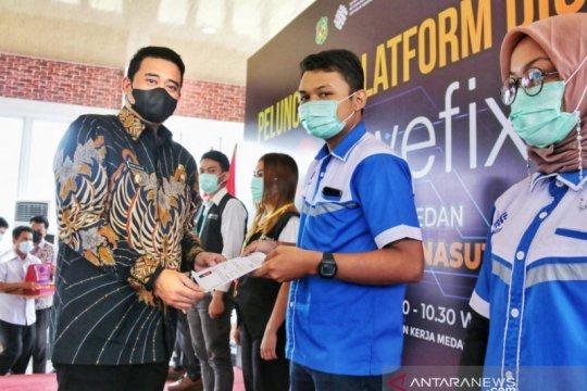 Pemkot Medan mengapresiasi peluncuran platform digital Wefix