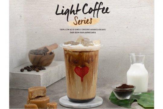Light Coffee Series, kopi dengan kafein kecil dan keasaman rendah
