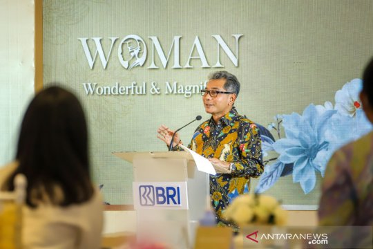 BRI nilai kesetaraan gender dapat tingkatkan kinerja perseroan