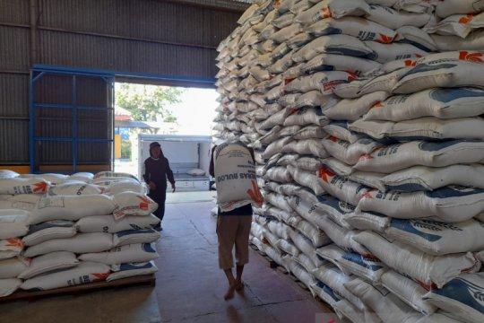 Bulog Jember jaga stabilisasi harga pangan dari hulu hingga hilir