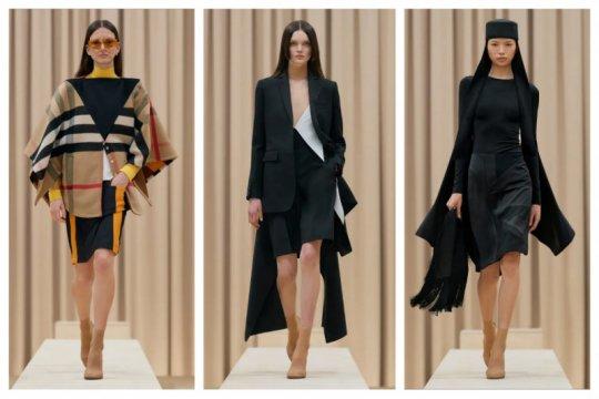 Tokoh publik China berlomba boikot brand fesyen barat