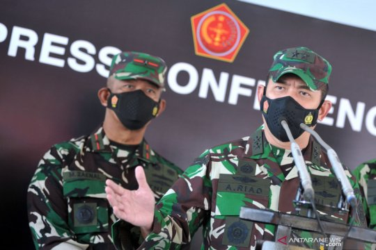 Panglima TNI kembali ikut pencarian KRI Nanggala dari KRI Suharso
