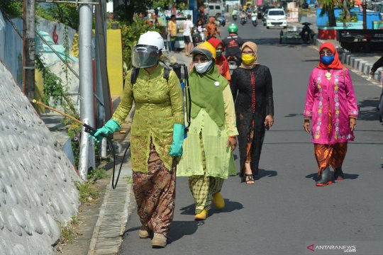 Sri Mulyani sebut perempuan lebih rentan terdampak pandemi COVID-19