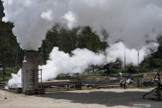 Uji produksi sumur PLTP Wayang Windu