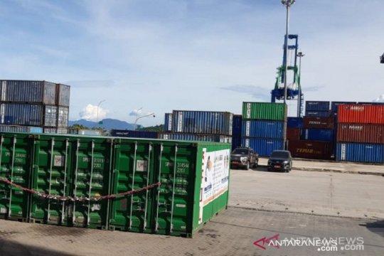 Sultra ekspor minyak sawit 309 ton ke China