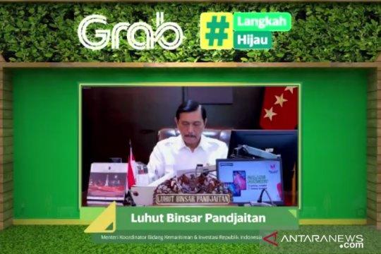 """Luhut optimistis Indonesia capai """"zero emission"""" lebih cepat"""