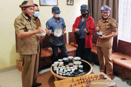 Museum Balaputra Dewa Palembang tampung temuan dari Sungai Musi