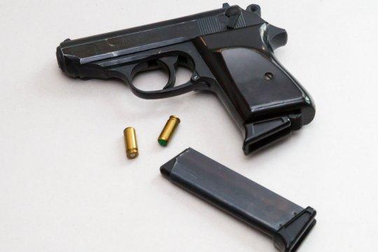 Densus 88 amankan penjual senjata api ilegal di Malang