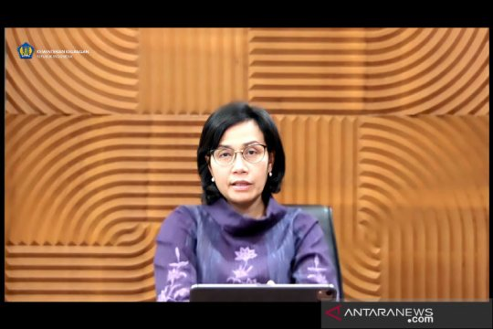 Sri Mulyani: Realisasi anggaran PEN 2021 naik, capai Rp134,07 triliun