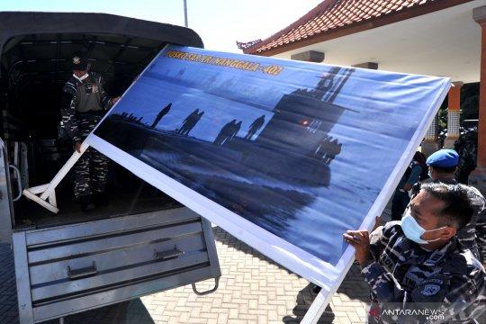 """Posisi kapal selam KRI Nanggala-402 masih """"submiss"""""""