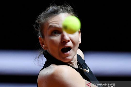Simona Halep mundur dari Wimbledon karena cedera betis