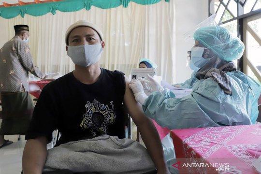 Satgas Sleman: 182.573 warga telah jalani vaksinasi COVID-19