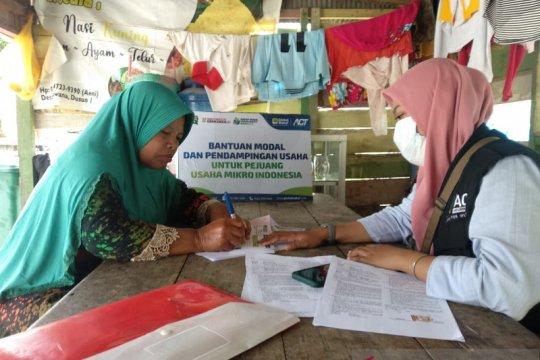 ACT bantu usaha mikro dan guru honorer di Sulawesi Tengah