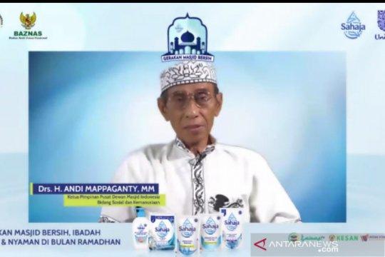 Dewan Masjid Indonesia ingatkan tarawih tetap patuh protokol kesehatan