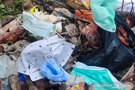 Yogyakarta ingatkan masyarakat bijak kelola sampah masker