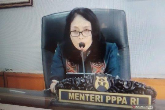 Menteri PPPA: Perlu sinergi banyak pihak capai kesetaraan gender