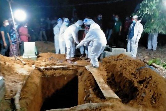 Angka kematian pasien COVID-19 di Mukomuko tertinggi