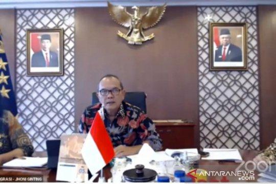 Indonesia stop pengajuan visa untuk pelaku perjalanan asal India