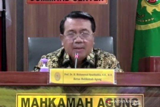 Prof Syarifuddin resmikan nama ketua pertama MA nama jalan di Manado