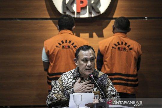 KPK dalami pertemuan penyidik dan wali kota di rumah Azis Syamsuddin