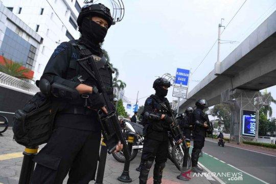 Pengamanan jelang KTT ASEAN di Jakarta