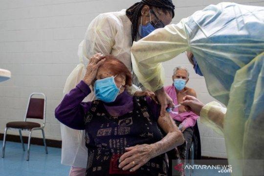 Komandan peluncuran vaksin COVID Kanada tinggalkan tugas