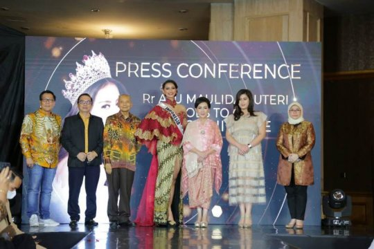 Mustika Ratu dan YPI kirim Ayu Maulida Putri ke ajang Miss Universe