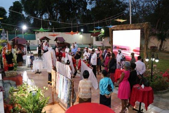 Indonesia adakan pameran tenun dan batik Nusantara di Kuba