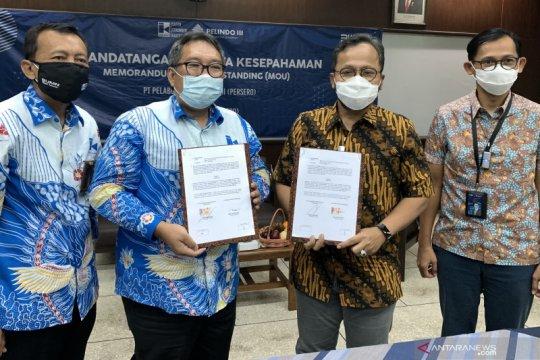 Indra Karya-Pelindo III jalin kerja sama perkuat kolaborasi BUMN