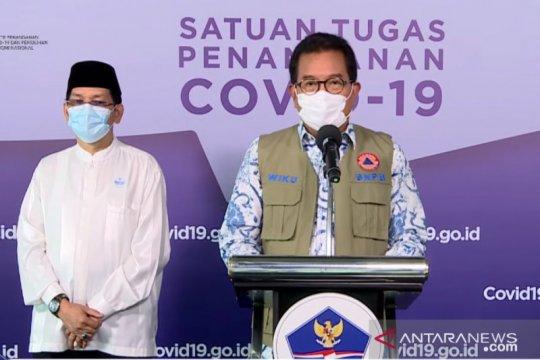 Wiku: Larangan mudik hindari peningkatan kasus usai bulan Ramadhan