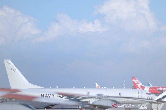 Pesawat Poseidon AS lakukan pencarian KRI Nanggala