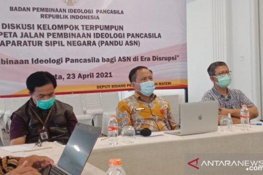 BPIP dorong manajemen talenta ASN yang berdasarkan Pancasila