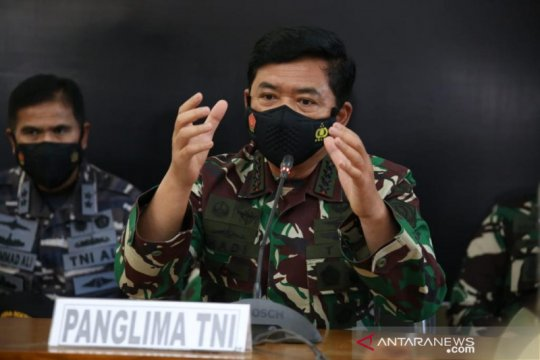 Fase pencarian KRI Nanggala-402 dinaikkan dari submiss menuju subsunk