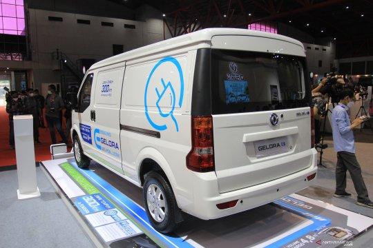 DFSK Gelora E versi minibus sudah dipesan empat unit