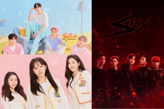 "Kenalan dengan grup idola SHAX, Sparkling & Tea Party di ""Imitation"""