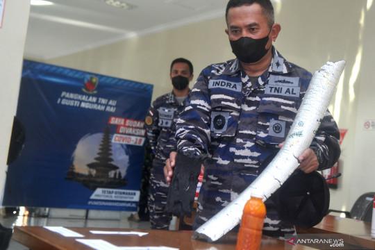 Panglima TNI: Temuan komponen bukti KRI Nanggala menuju tenggelam
