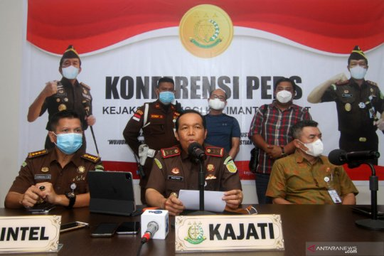 Kejati Kalbar menangkap terpidana korupsi buron sejak 2018
