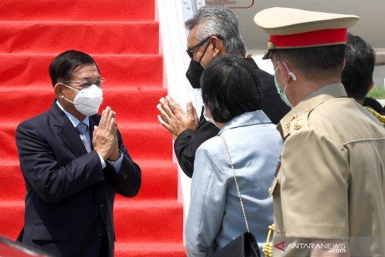 Junta Myanmar tolak kunjungan utusan ASEAN sampai stabilitas pulih