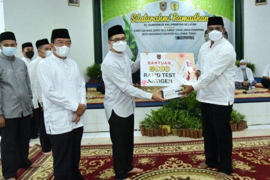 Pj Gubernur berharap Pemkab HST siapkan lahan relokasi korban banjir
