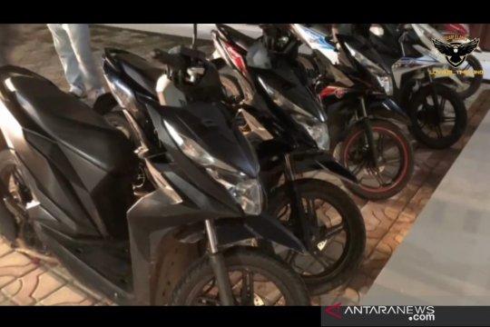Polisi ringkus pencuri tujuh unit sepeda motor di Bukittinggi