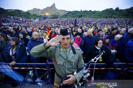 Australia, Selandia Baru hormati militer di Hari Anzac