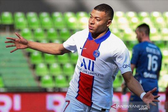 PSG rebut puncak setelah pecundangi Metz
