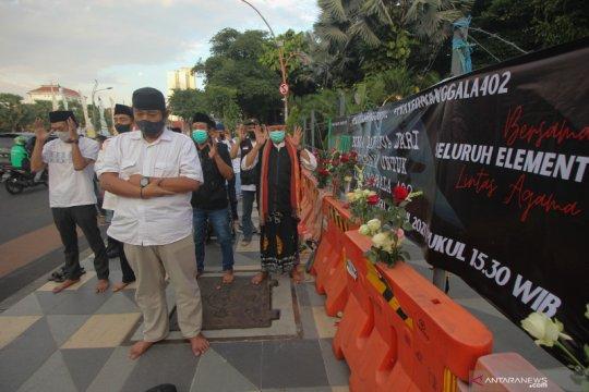 Kemarin, doa untuk KRI Nanggala 402, duka cita untuk kepala BIN Papua